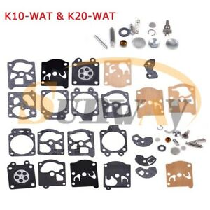 Carburateur Membrane Joint Réparation kit pour Walbro K10-WAT K20-WAT WA WT Carb
