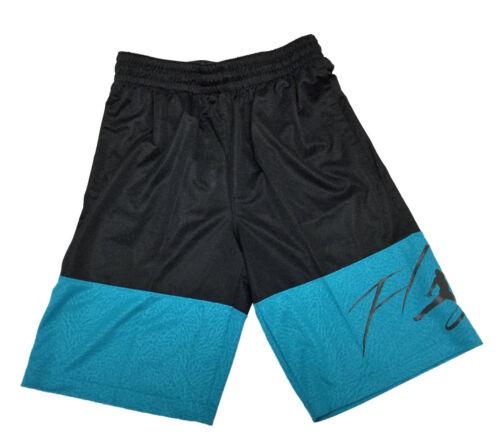 Mens Nike JORDAN GX1 BASKETBALL SHORTS Black//Green 861463-014 NEW