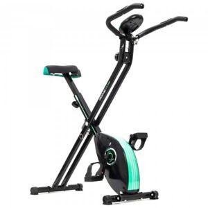 Bicicleta estatica Xbike CECOTEC / Magnetica Plegable / Pulsometro / 2Años Garan