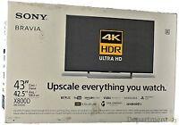 Sony Bravia 43 4k Hdr Ultra Hd
