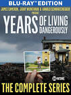 Years of Living Dangerously: The Complete Series (Blu-ray Disc, 2015)