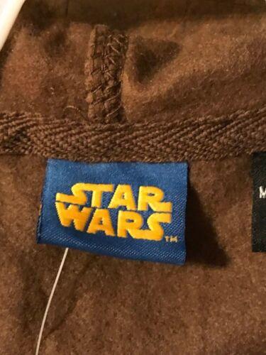 NWT KIDS STAR WARS CHEWBACCA Zippered HOODED Jacket Size 2T Disney Boys Girls
