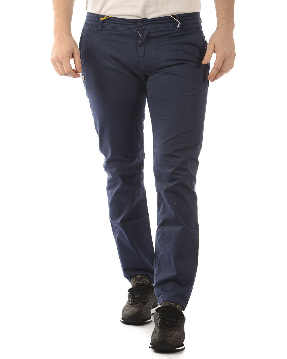 Pantaloni Daniele Alessandrini Jeans Trouser Cotone men blue PJ9001L1003731 23