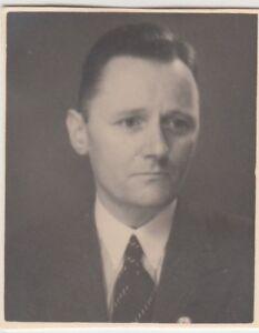 (f25672) Orig. Photo Portrait Homme, Berlin 1937-afficher Le Titre D'origine