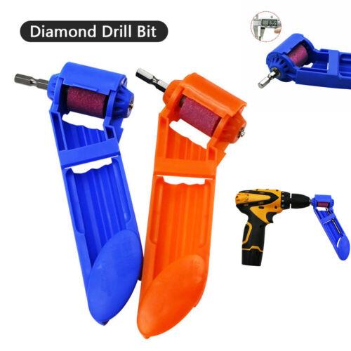 UK Drill Bit Drill Corundum Grinding Wheel Sharpening Tool ...