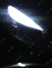 MERCEDES CLASSE C w204 Aggiornamento Xenon 2007-2013 LED LUMINOSI BIANCHI LAMPADINE LATERALI