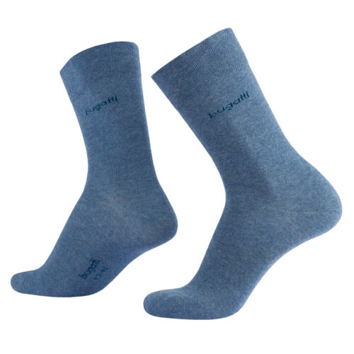 Bugatti Socken Business-Socken Herrensocken Baumwollsocken Bugatti 6-12 Paar