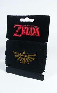 Zelda-pulsera-nuevo-Wristband-sudor-banda-Nintendo-Triforce-Wii-switch-Official