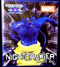 Marvel Comics Ultimate X-Men Nightcrawler Diamond Select Bust Statue