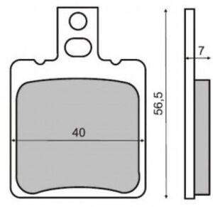 225100010-RMS-Paire-plaquette-de-frein-ARRIERE-MONTESA-HONDA-MH-314-R-1997