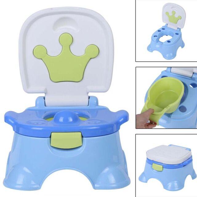 Karibu Baby Boy Urinal Training Brand New in Box WHITE Potty