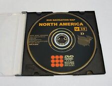 Latest 2004 2005 TOYOTA PRIUS 2016 Gen 4 Navigation Map Update DVD 15.1 U30