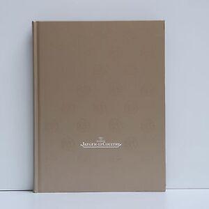 JEAGER-LOS-COULTTRE-LIBRO-BOOK-CATALOGO-BLOCKET-CATALOGO-CATALOGO-ANO-2013-2014