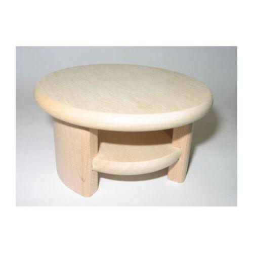 "Rülke 22695 sofá mesa /""Prosper/"" salón 1:12 para casa de muñecas madera nuevo #"