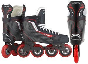 ccm jetspeed 260r roller hockey skates sr ebay. Black Bedroom Furniture Sets. Home Design Ideas