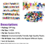 miniature 8 - 2PCS Pokemon Pikachu Squirtle Plush Stuffed Doll Super Mario Luigi Toys Gift