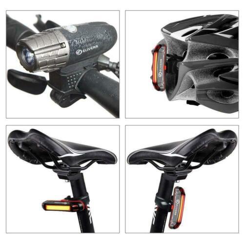 Luces de LED para bicicletas accesorios bicicletas USB recargable/&amp/<wbr/>;n