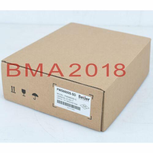 1PC PWS6600S-S PWS6600S-SD HITECH HMI Interface homme Machine New in Box