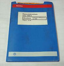 Reparatiebrochure VW Polo 6 N Onderstel zelfdiagnose van ABS ab 1995