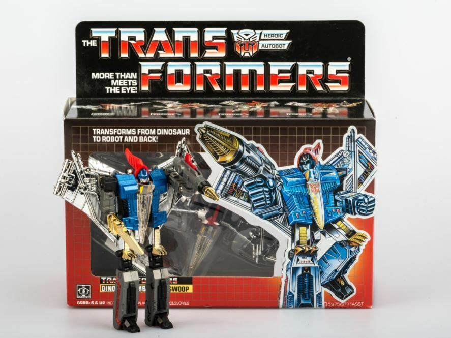 Transformers G1 CE bluee Swoop reissue brand new Gift