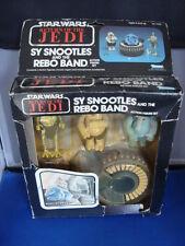 Star Wars Vintage Rebo Band ROTJ MIB SEALED Boxed Complete