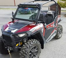 Polaris RZR 900 TRAIL Mud Flaps, Fender Extensions, by ROKBLOKZ All New! BLACK
