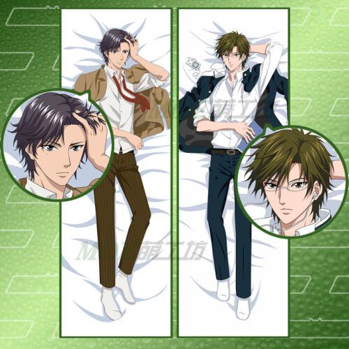 Anime Prince of Tennis Dakimakura Pillow Case Cover full body cosplay