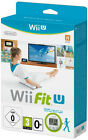 Nintendo Wii U Game Fit Meter Green & Original De PAL Version