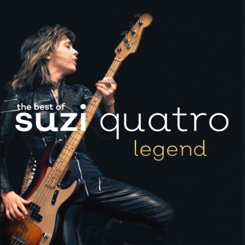 Suzi Quatro Rock Singer Actress Poster