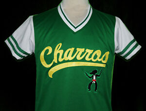 Image is loading KENNY-POWERS-CHARROS-BASEBALL-JERSEY-EASTBOUND-and-DOWN- d54ff602c7ac