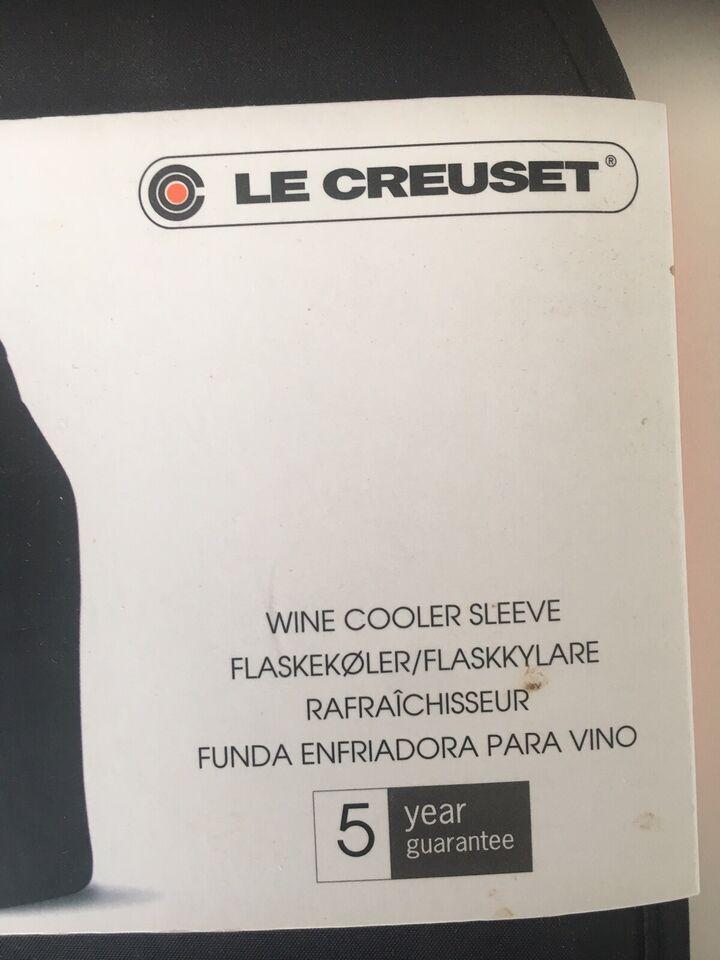 Mini Cooler, andet mærke Le Creuset