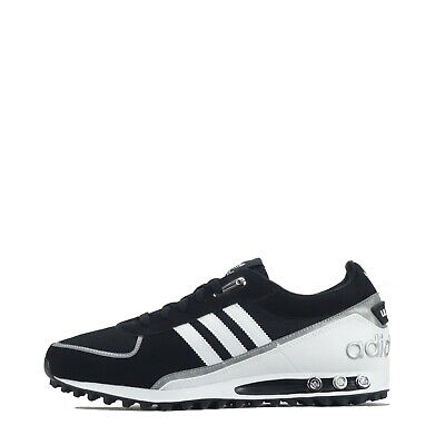 adidas Originals LA Trainer II 2 Men's Trainers Shoes, BlackWhite | eBay
