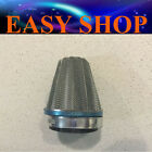 54mm CHROME POD AIR FILTER CLEANER YAMAHA XJR1300 2000 MOTORCYCLE BIKE DIRT PIT