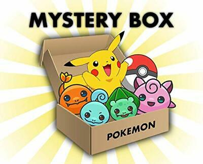 Booster Packs WOTC Pokemon Mystery Box PSA,Holos,Ex,Gx /& More Pokemon Cards
