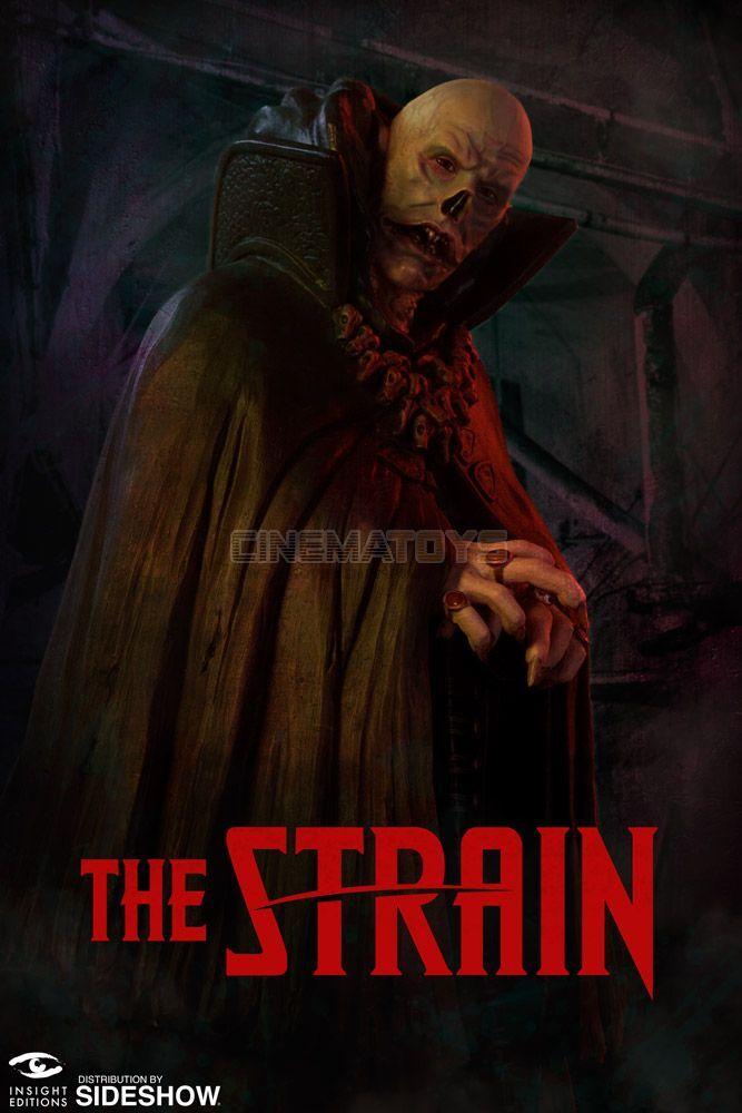 Guillermo del Toro FX's The Strain Jusef Sardu vampire Statue Insight Sideshow