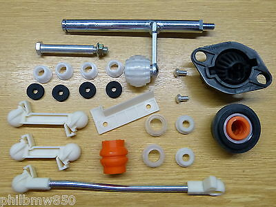 NEU Schaltstange Lager Getriebe Schaltung Schaltgestänge SET VW Golf Jetta 2 4D1