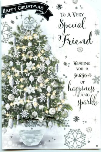 FRIEND CHRISTMAS 6  QUALITY DESIGNS TO CHOOSE FROM