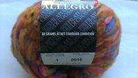 Filatura Di Crosa Allegro - On Sale Over 50% Off Color 01- Wool/nylon - Bulky