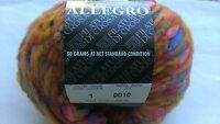 Filatura Di Crosa Allegro - On Sale Over 50% Off Color 01- Wool/nylon - Bulky