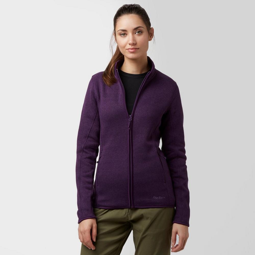 Peter Storm Women's Full Zip Interest Fleece