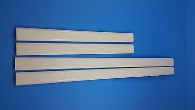 2194766w Whirlpool Refrigerator Door Handle Trim 4 Pcs; D2-7 100% Quality 2194765w