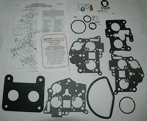 1977-82-CARB-REPAIR-KIT-ROCHESTER-2-BARREL-BUICK-OLDS-PONTIAC-CHEVY-6-amp-8-CYL