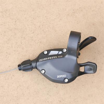 NEU Sram GX 2x10 Schalthebel links 2-fach schwarz discrete clamp Trigger