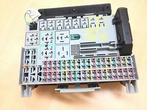Details about Opel Vectra B Fuse Box 90 583 459 90583459 90505470 on