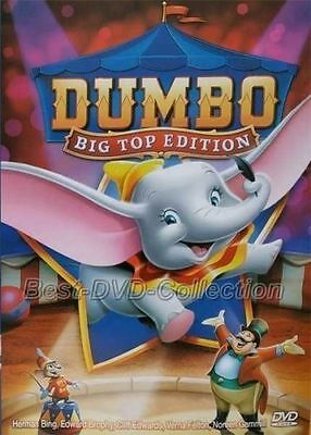 Dumbo Big Top Edition Brand NEW DVD