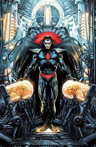 HELLIONS-5-JAY-ANACLETO-Exclusive-Virgin-Variant-X-Men-X-Of-Swords-NM