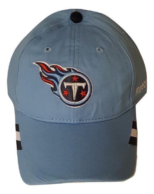 a57437906b3c30 Reebok Tennessee Titans Logo Cap Adjustable Hat NFL Pro Line for ...