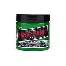 Manic Panic Semi Permanent Hair Color Cream Electric Lizard 4 oz