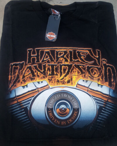 NEW HARLEY SHIRT HARLEY DAVIDSON FORGET FROM FIRE SHIRT XL