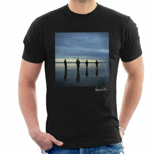 Brian Griffin Official Photography Men/'s T-Shirt Echo Bunnymen Heaven Up Here
